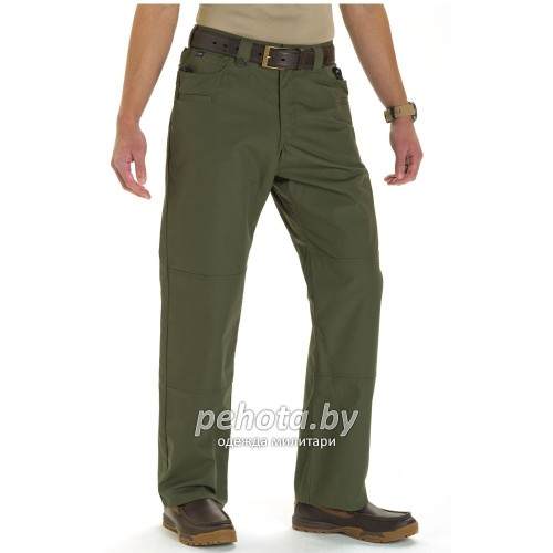 Брюки Taclite Jean-Cut Pant TDU Green | 5.11 Tactical фото 1