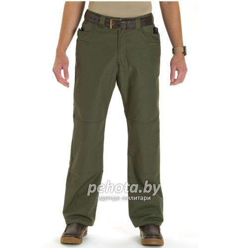 Брюки Taclite Jean-Cut Pant TDU Green | 5.11 Tactical фото 2