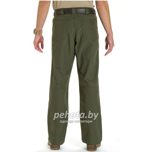 Брюки Taclite Jean-Cut Pant TDU Green | 5.11 Tactical фото 3