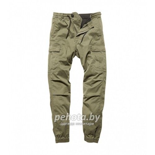 Брюки Vince Cargo Jogger 1036 Olive | Vintage Industries фото 1