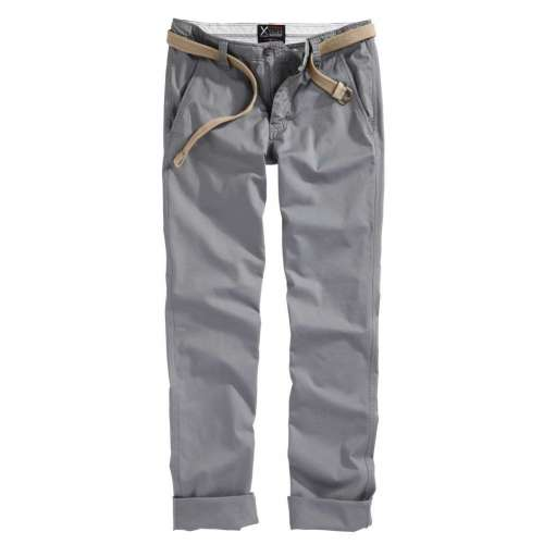 Брюки Xylontum Chino Trousers Gray| Surplus фото 4