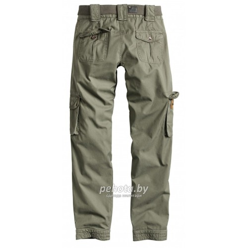 Брюки Женские Ladies Premium Trousers Slimmy Olive | Surplus фото 2