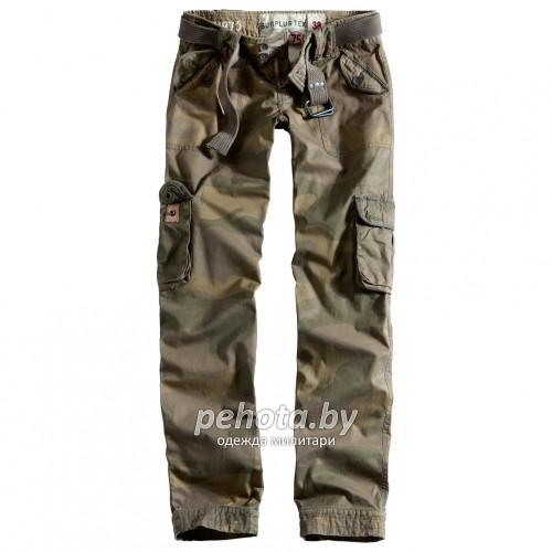 Брюки Женские Ladies Premium Trousers Slimmy Woodland | Surplus фото 1