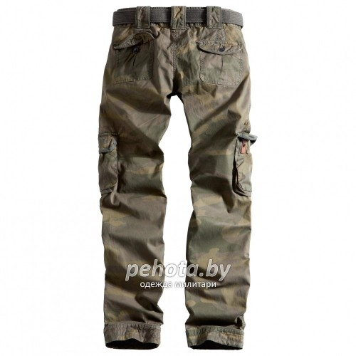 Брюки Женские Ladies Premium Trousers Slimmy Woodland | Surplus фото 2