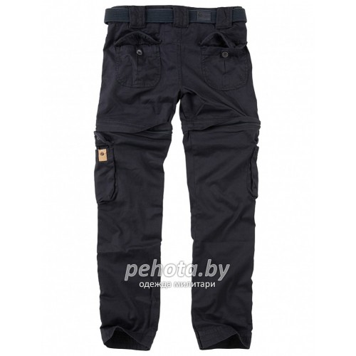 Брюки Женские Ladies Trekking Premium Black | Surplus фото 3