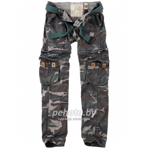 Брюки Женские Ladies Trekking Premium Woodland | Surplus фото 1