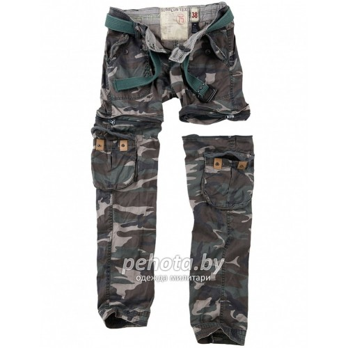 Брюки Женские Ladies Trekking Premium Woodland | Surplus фото 2