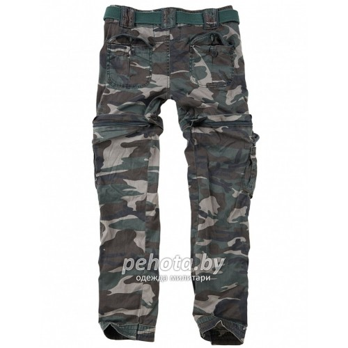 Брюки Женские Ladies Trekking Premium Woodland | Surplus фото 3