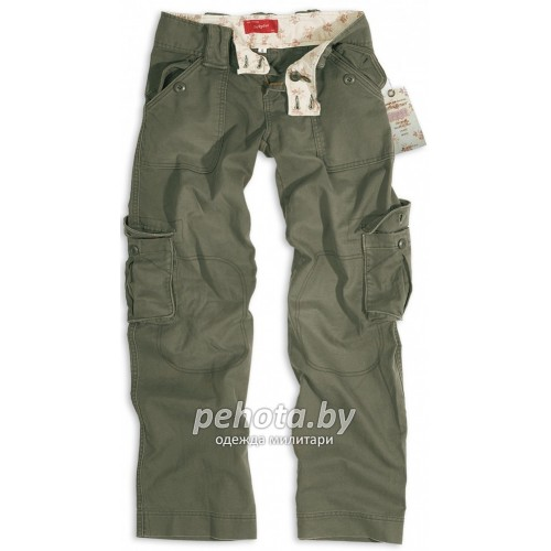 Брюки Женские Ladies Trousers Olive | Surplus фото 1