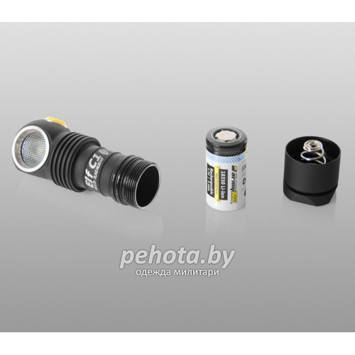 Фонарь ELF C1 Micro-USB XP-L Warm Light + 18350 Li-Ion | Armytek фото 4