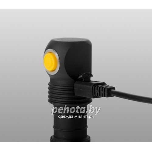 Фонарь ELF C1 Micro-USB XP-L Warm Light + 18350 Li-Ion | Armytek фото 6