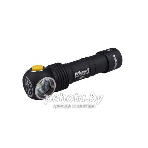 Фонарь налобный Wizard Pro Magnet USB XHP50 +18650 Li-Ion White Light | ArmyTek фото 4