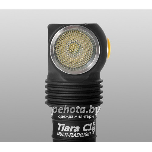Фонарь Tiara C1 XP-L White Light Magnet USB +18350 Li-Ion | Armytek фото 4