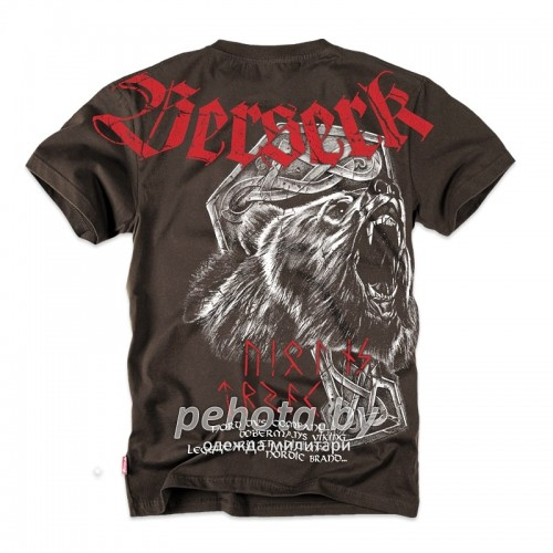 Футболка Berserk Brown TS133 | Dobermans Aggressive фото 2