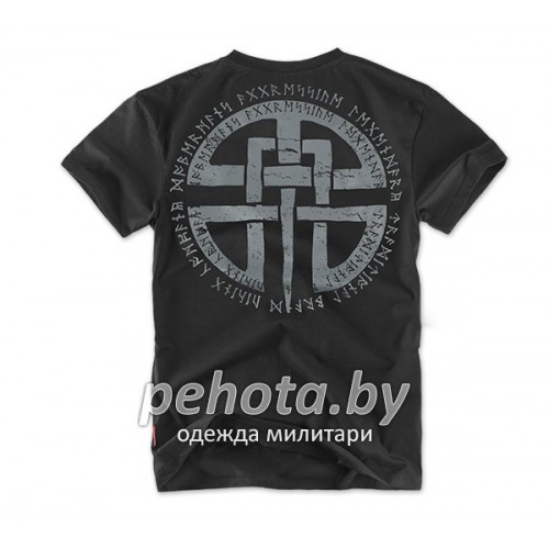 Футболка Celtic TS81 Black | Dobermans Aggressive фото 1