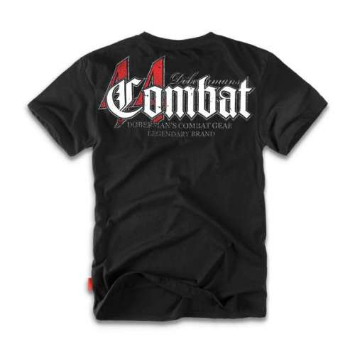 Футболка COMBAT44 TS25 Black | Dobermans Aggressive фото 2