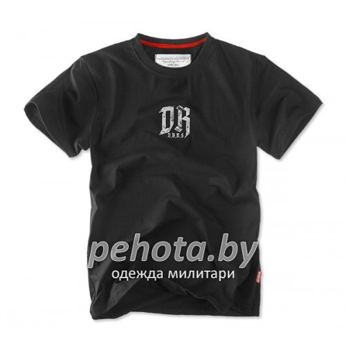 Футболка DEATH RIDER TS117 Black | Dobermans Aggressive фото 1