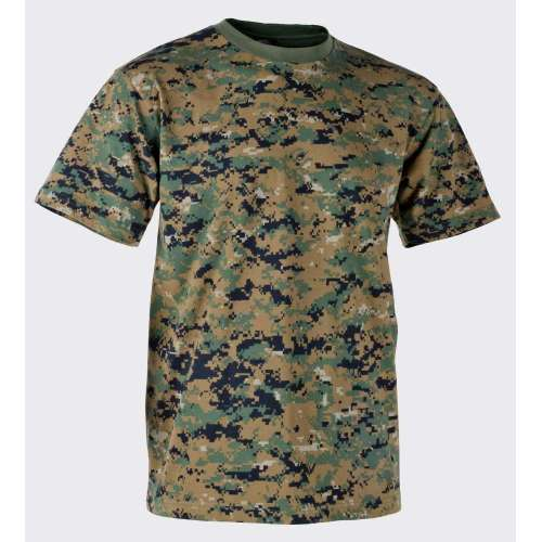 Футболка Classic Army USMC Digital Woodland | Helikon-Tex фото 1