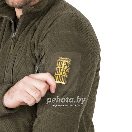 Кофта флисовая Alpha Tactical Foliage Green | Helikon- Tex фото 7
