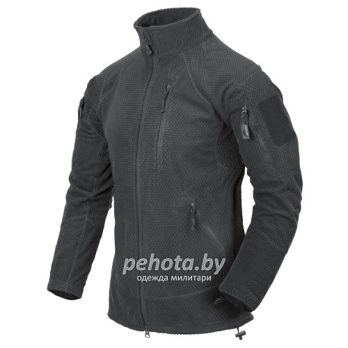 Кофта флисовая Alpha Tactical Shadow Grey | Helikon-Tex фото 2