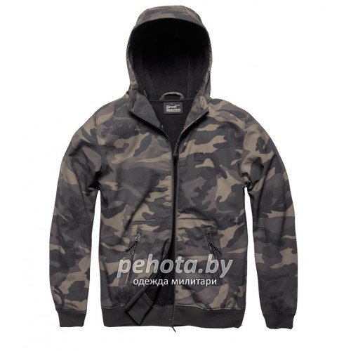 Куртка Ashore softshell 30102 Dark camo | Vintage Industries фото 9