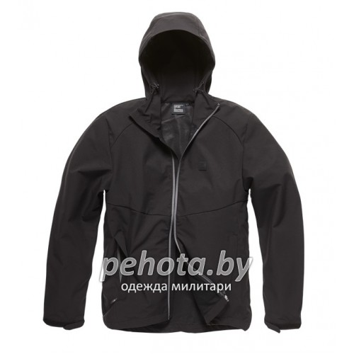 Куртка Ather softshell 30104 Black | Vintage Industries фото 4