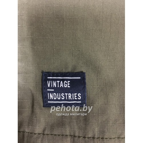 Куртка Cranford 2041 Dark Khaki | Vintage Industries фото 4