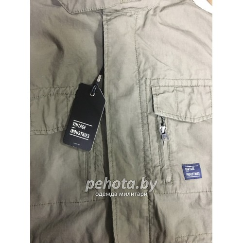 Куртка Cranford 2041 Dark Khaki | Vintage Industries фото 6