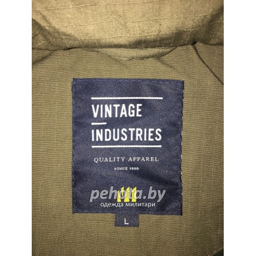 Куртка Cranford 2041 Dark Khaki | Vintage Industries фото 9