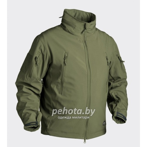 Куртка Softshell Gunfighter Olive Green | Helikon-Tex фото 6