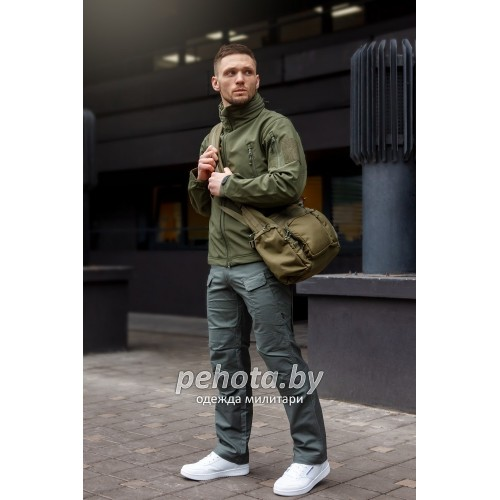 Куртка Softshell Gunfighter Olive Green | Helikon-Tex фото 4