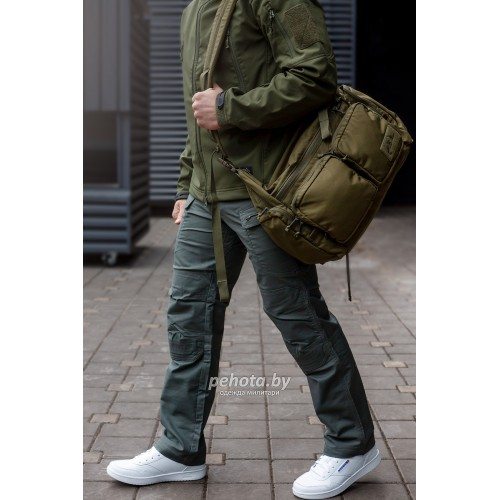 Куртка Softshell Gunfighter Olive Green | Helikon-Tex фото 2