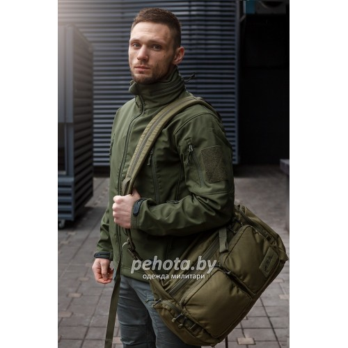 Куртка Softshell Gunfighter Olive Green | Helikon-Tex фото 25