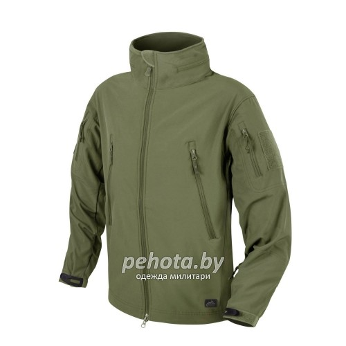 Куртка Softshell Gunfighter Olive Green | Helikon-Tex фото 5