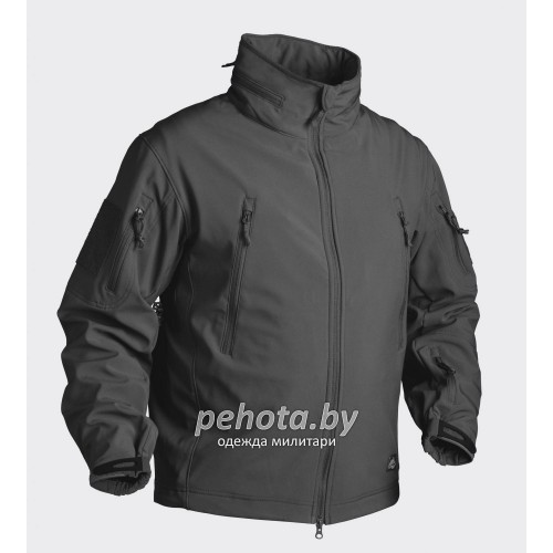 Куртка Softshell Gunfighter Black | Helikon-Tex фото 1