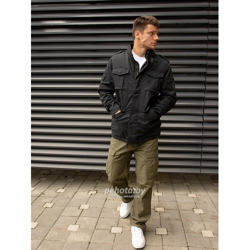 Куртка Madison jacket 25117 Steel | Vintage Industries фото 5