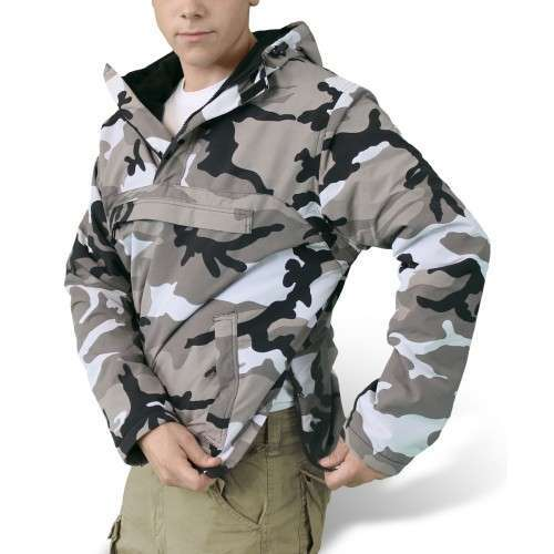 Куртка Windbreaker Urban Camo | Surplus фото 1