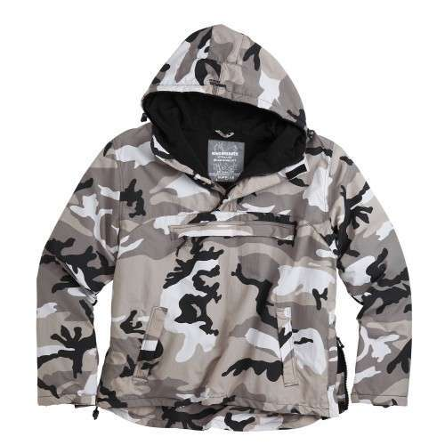 Куртка Windbreaker Urban Camo | Surplus фото 2