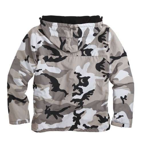 Куртка Windbreaker Urban Camo | Surplus фото 3