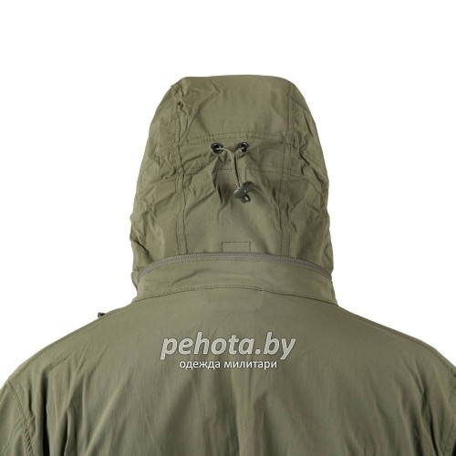 Куртка ветровка Trooper Soft Shell Jungle Green | Helikon-Tex фото 5