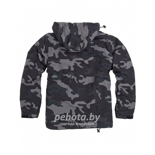 Куртка-ветровка Windbreaker Black Camo | Surplus фото 3