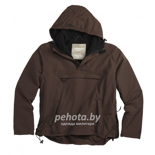 Куртка-ветровка Windbreaker Brown | Surplus фото 1