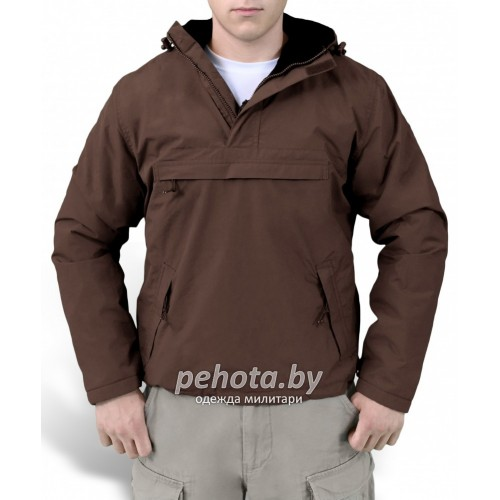 Куртка-ветровка Windbreaker Brown | Surplus фото 3