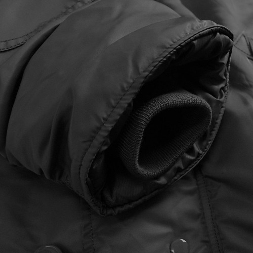 Куртка Alpha Industries N-3B Parka Black фото 3