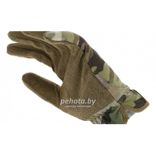 Перчатки Fast Fit FFTAB Multicam | Mechanix фото 4