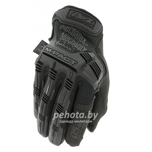 Перчатки M-Pact 0.5mm MPSD Black | Mechanix фото 1
