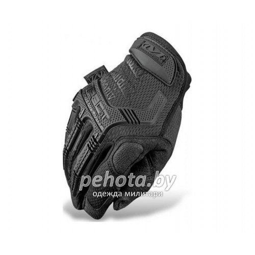 Перчатки M-Pact MPT Black | Mechanix фото 1