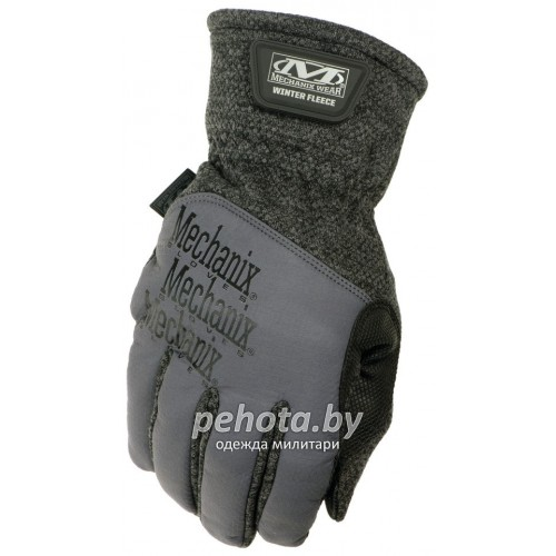 Перчатки зимние Winter Fleece CWWF Black | Mechanix фото 1