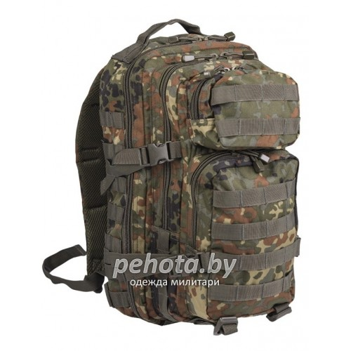 Рюкзак Тактический Assault US ARMY 25L Flecktarn | Mil-Tec фото 1