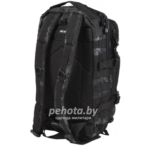 Рюкзак Тактический Assault US ARMY 25L Mandra Night | Mil-Tec фото 2